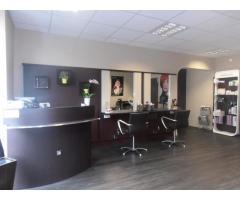 A vendre Salon de coiffure mixte & barbier